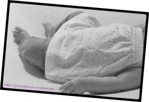 1 mois bébé