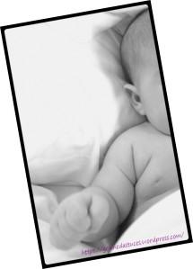 2 mois bébé