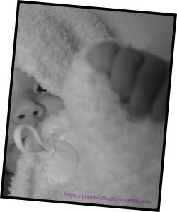 3 mois bébé