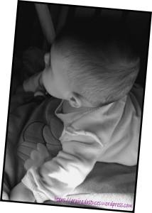 4 mois bébé