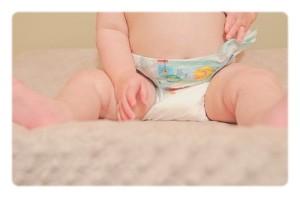 hygiène couche bébé