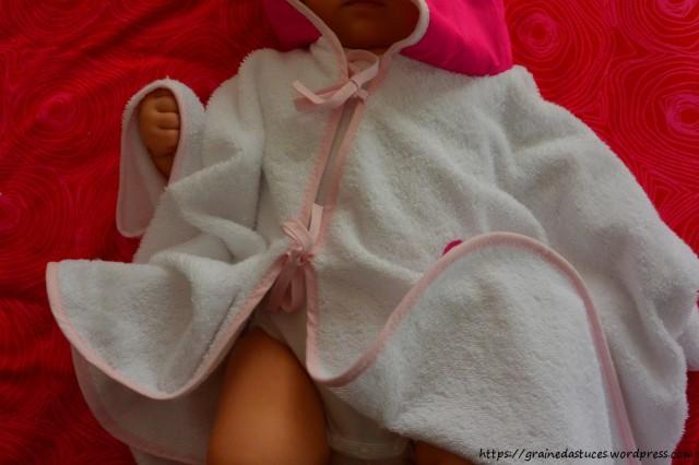 Peignoir natalbaby