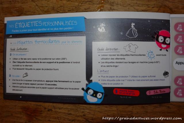 carnet C-MonEtiquette
