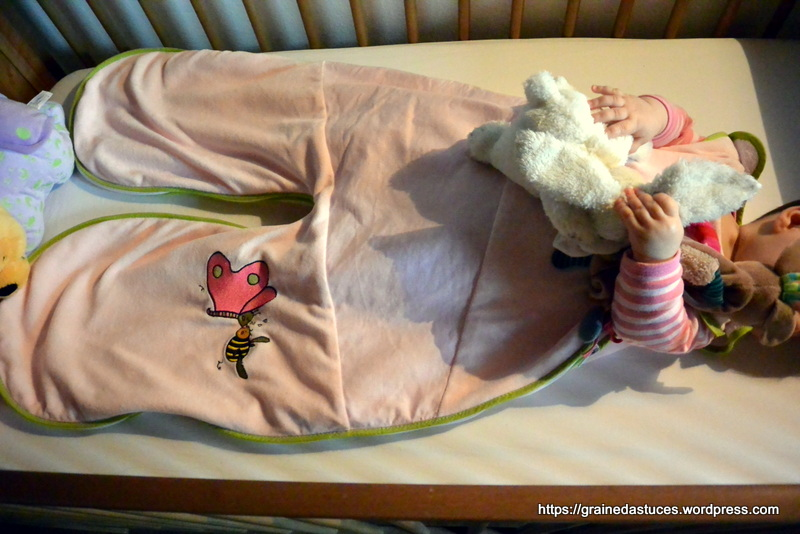 j 39 ai test pour vous 13 la gigoteuse jambes natalbaby. Black Bedroom Furniture Sets. Home Design Ideas