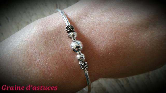 bracelet en jonc de chez bijoux chérie