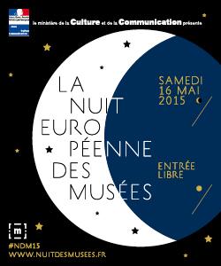 Nuit européenne musées 2015