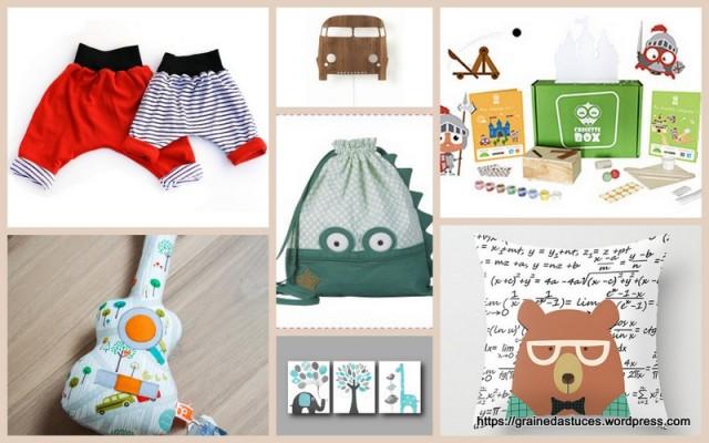 Bric à brac sur le net, DIY, box, enfants et bébés