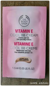 The body shop cool BB crème