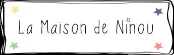 logo la maison de ninou
