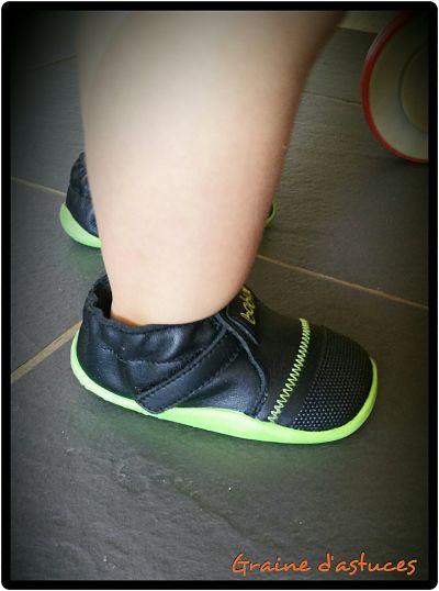 test et avis chaussures bobux origin