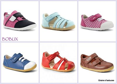 chaussures bobux