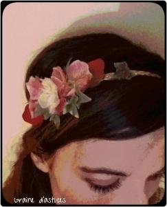 headband fille