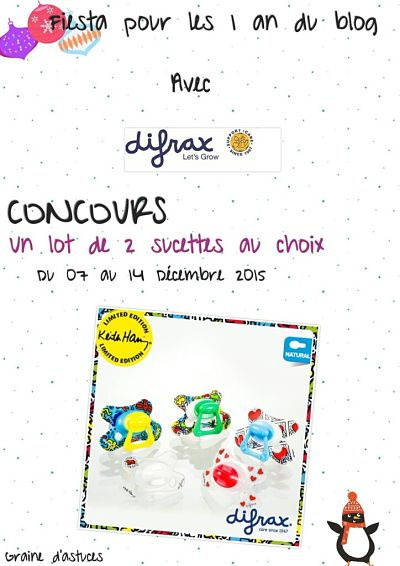 concours difrax