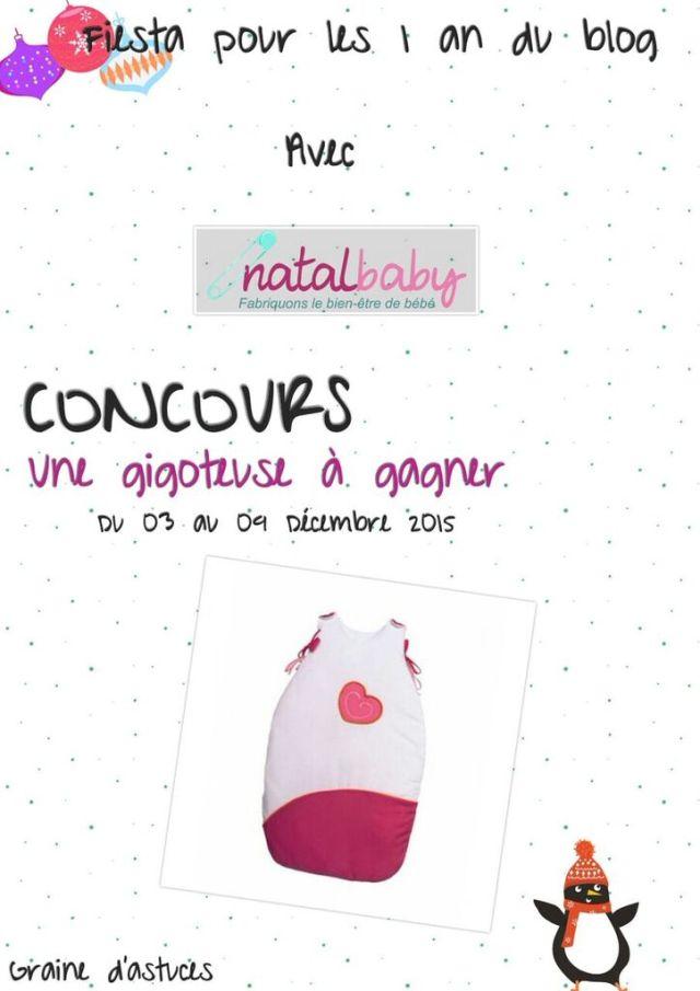 concours natalbaby