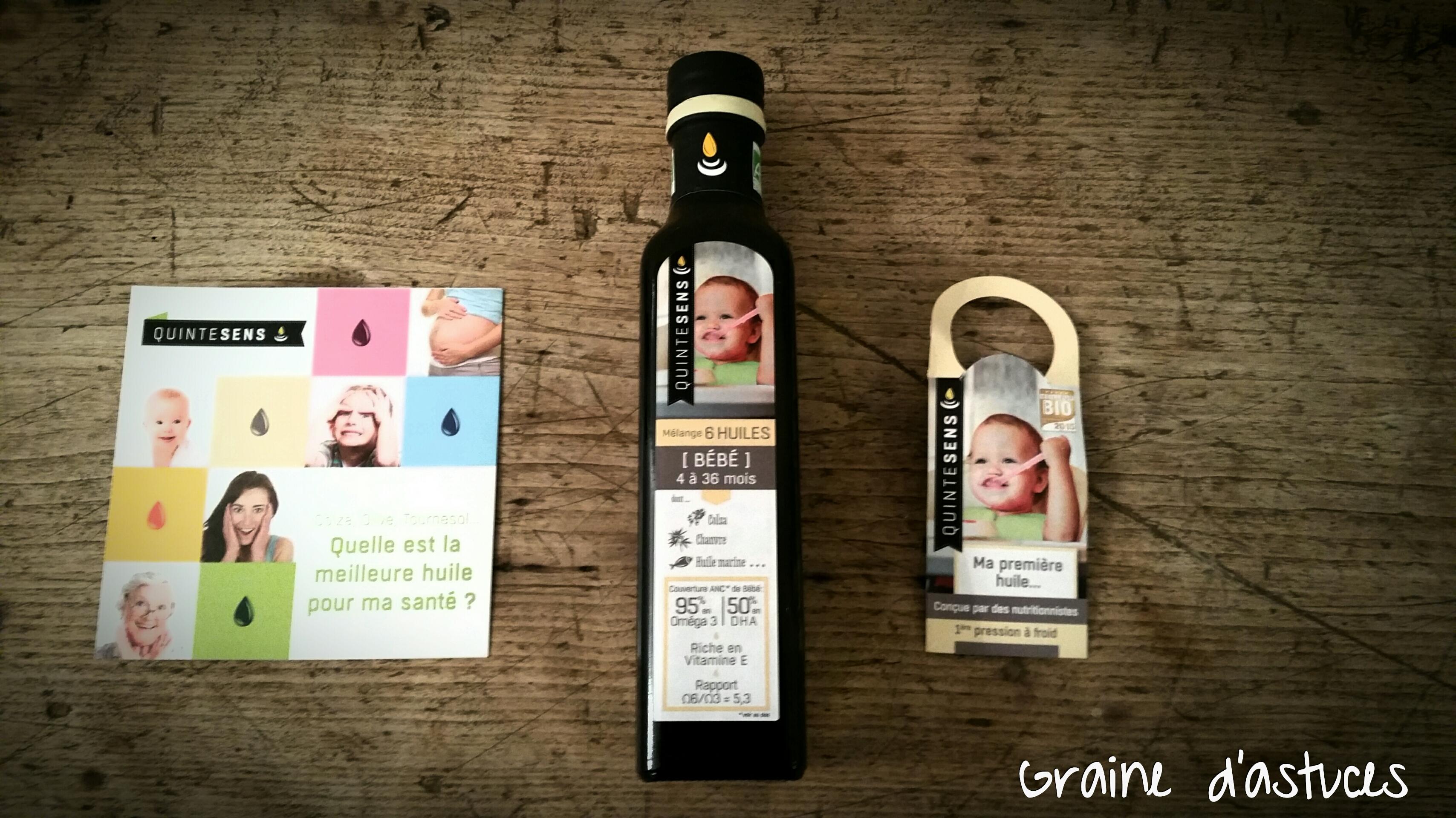 huile bio bébé quintesens