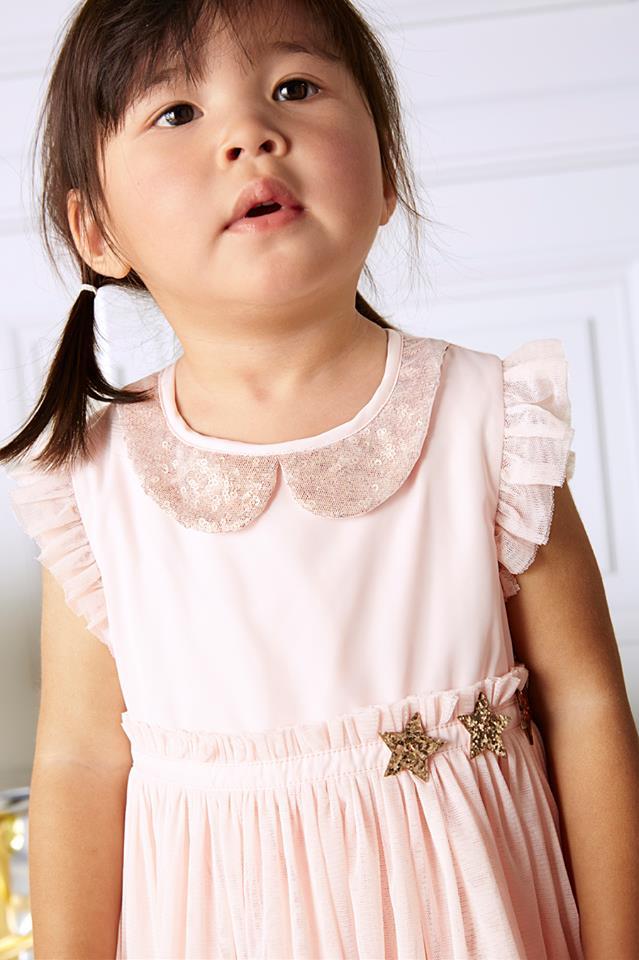 robe créateur bébé noël tape a l'œil 2015