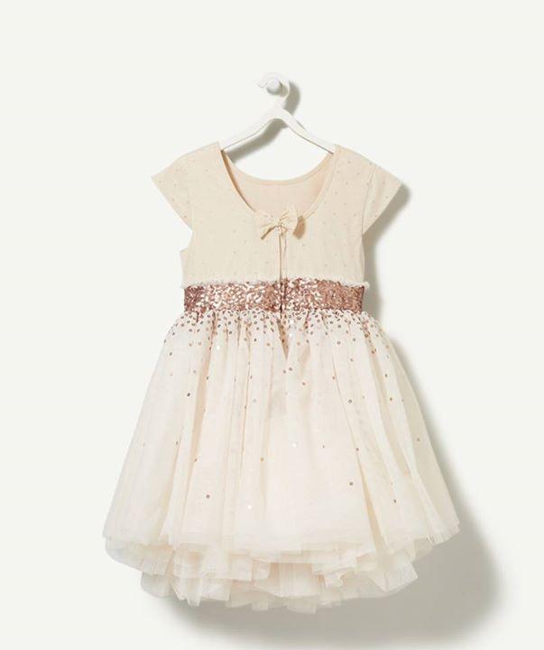 robe créateur fille noël tape a l'œil 2015