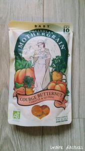 quinola baby courge butternut carottes quinoa