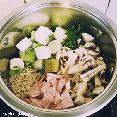 blog recette cuisine one pot