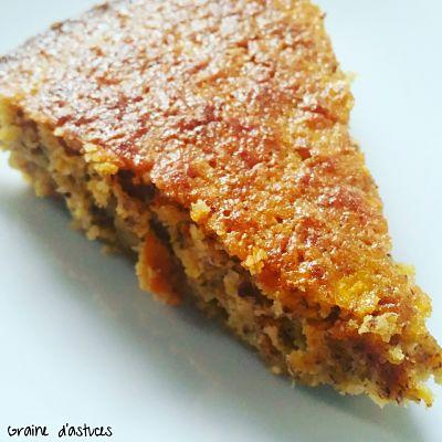 recette gâteau bio aux mandarines