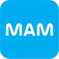 logo mam baby