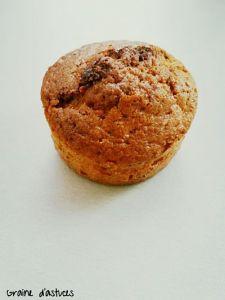 recette muffins banane et noix du brésil