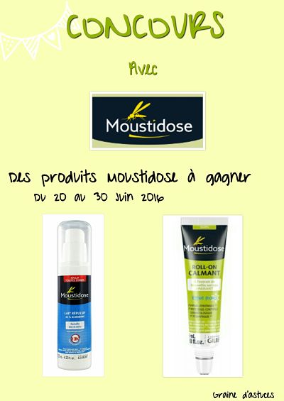 concours moustidose