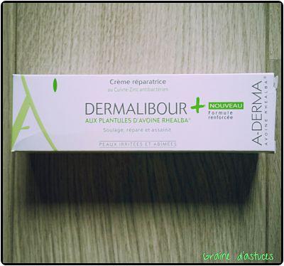 Dermalibour + a-derma test et avis