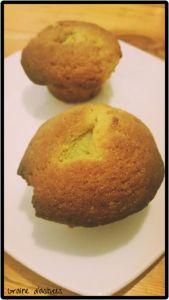 Recette muffin kiwi