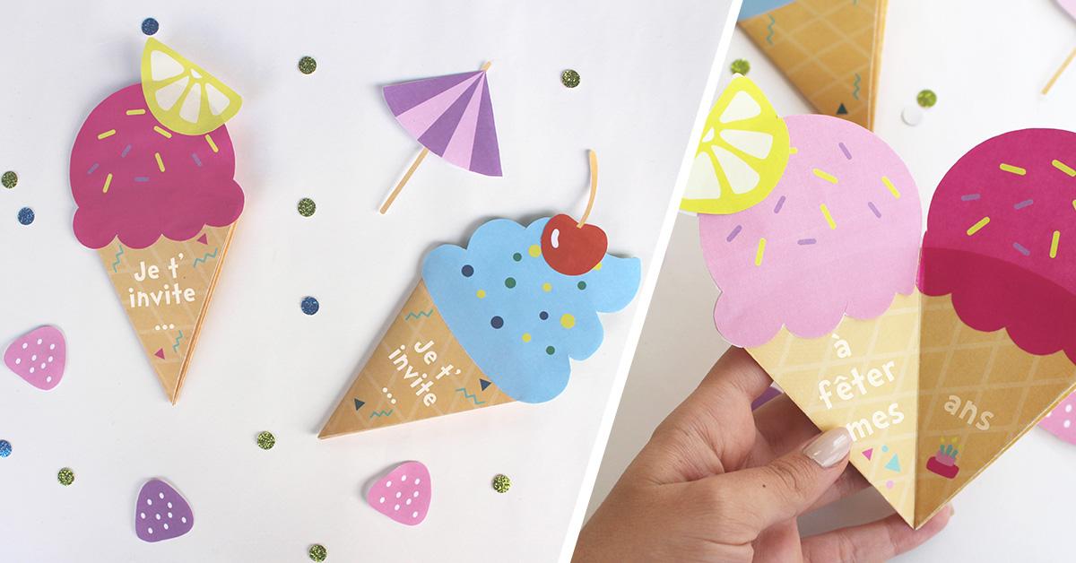 Berühmt ✦ Sélection de cartes d'anniversaire de petite fille à faire soi  JY87