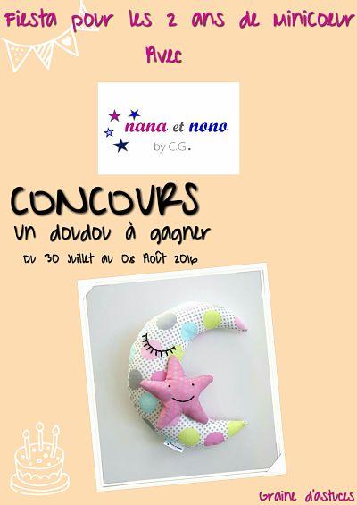 concours doudou nana et nono by cg