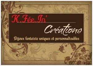 logo k. Fée In' créations