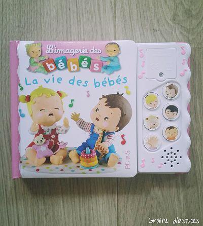 éditions fleurus la vie des bébés test et avis