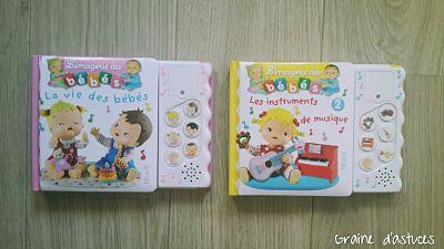 livres fleurus l'imagerie des bébés test et avis